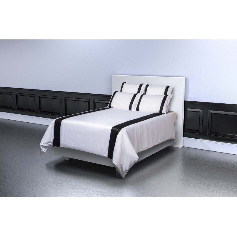 housse de couette en coton haut de gamme collection moher. Black Bedroom Furniture Sets. Home Design Ideas