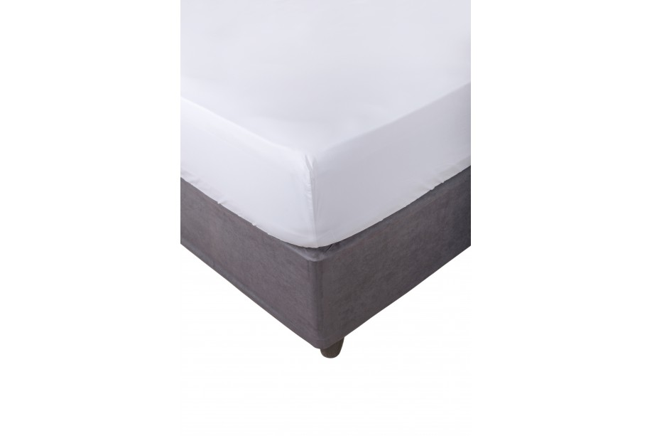 Drap housse en percale de coton collection percale for Drap housse 80x190